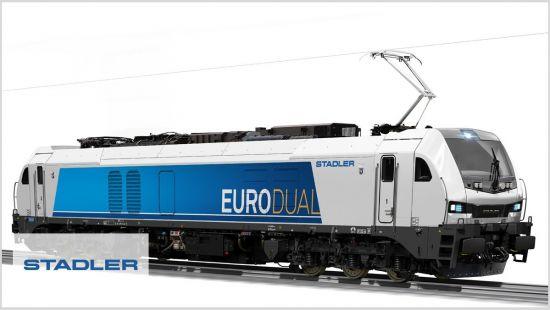 Análisis de Ciclo de Vida de la locomotora Eurodual de Stadler Valencia