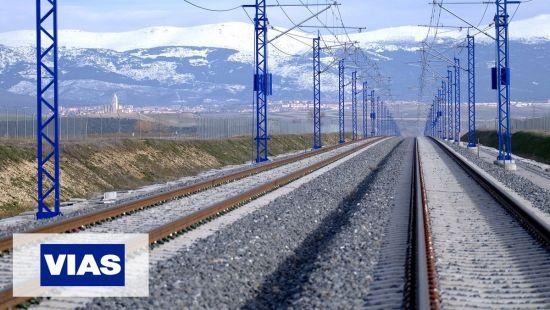 EPD - DAP Servicio de construcción y mantenimiento de vía de alta velocidad