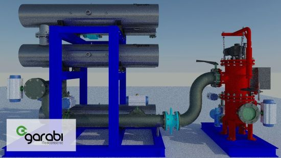 Eco-design of ballast water treatment plant for vessels - BUAP