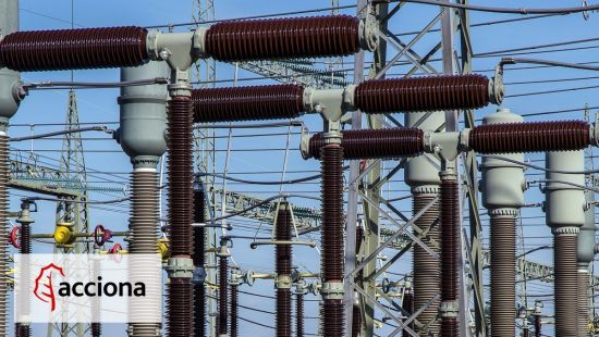 Energy qualification studies and eco-design of electrical substation buildings