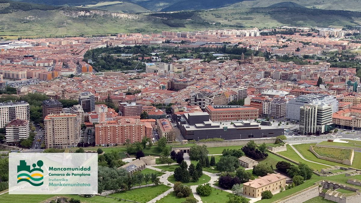 Environmental Footprint of the Community of Pamplona
