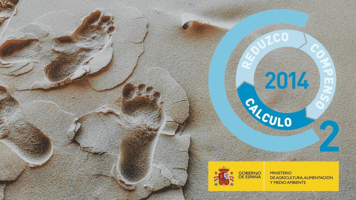 Inscripción de nuestra Huella de Carbono de 2014 en el Registro de la Oficina Española de Cambio Climático