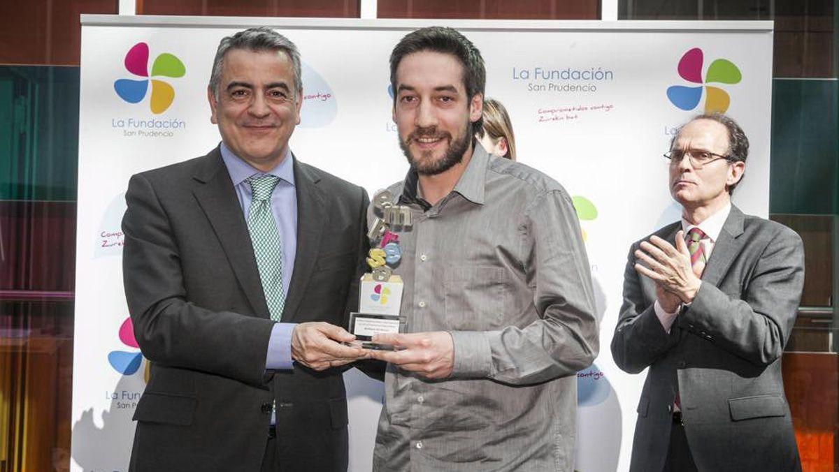 Bodegas Gil Berzal galardonada en los XVI PREMIOS INICIATIVA RESPONSABLE de La Fundación San Prudencio