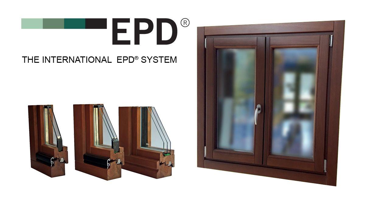 Zuhaizki registra la primera EPD española una ventana de marco de madera