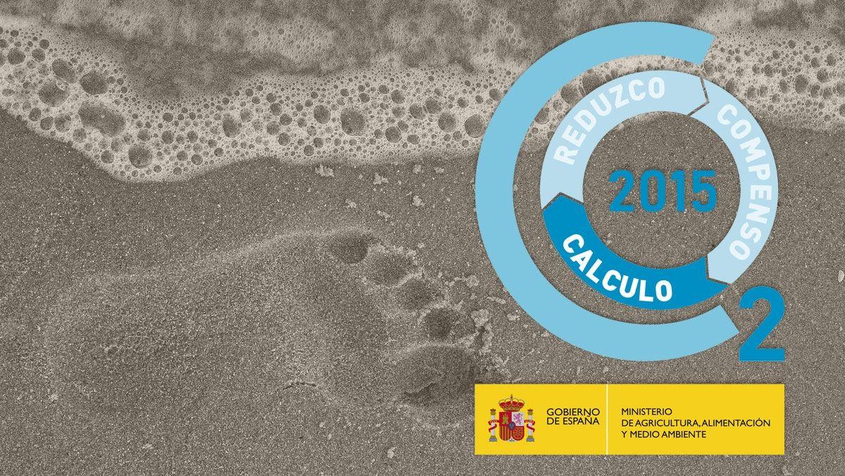 Inscripción de nuestra Huella de Carbono de 2015 en el Registro de la Oficina Española de Cambio Climático