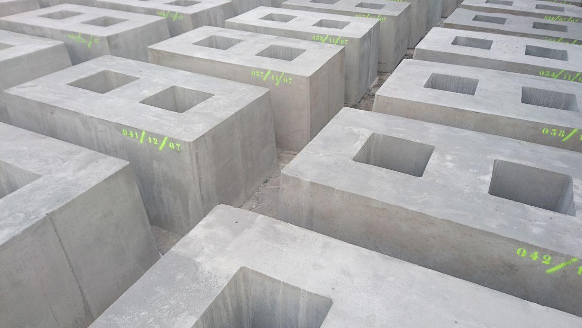 Prefabricados Etxeberria publica EPD de productos prefabricados de hormigón