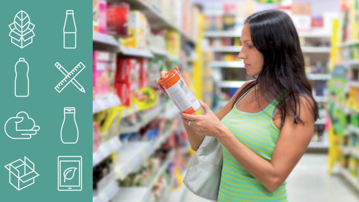 """Publicada """"Guía de etiquetado ambiental para envases y embalajes"""" editada por Ecoembes e Ihobe."""