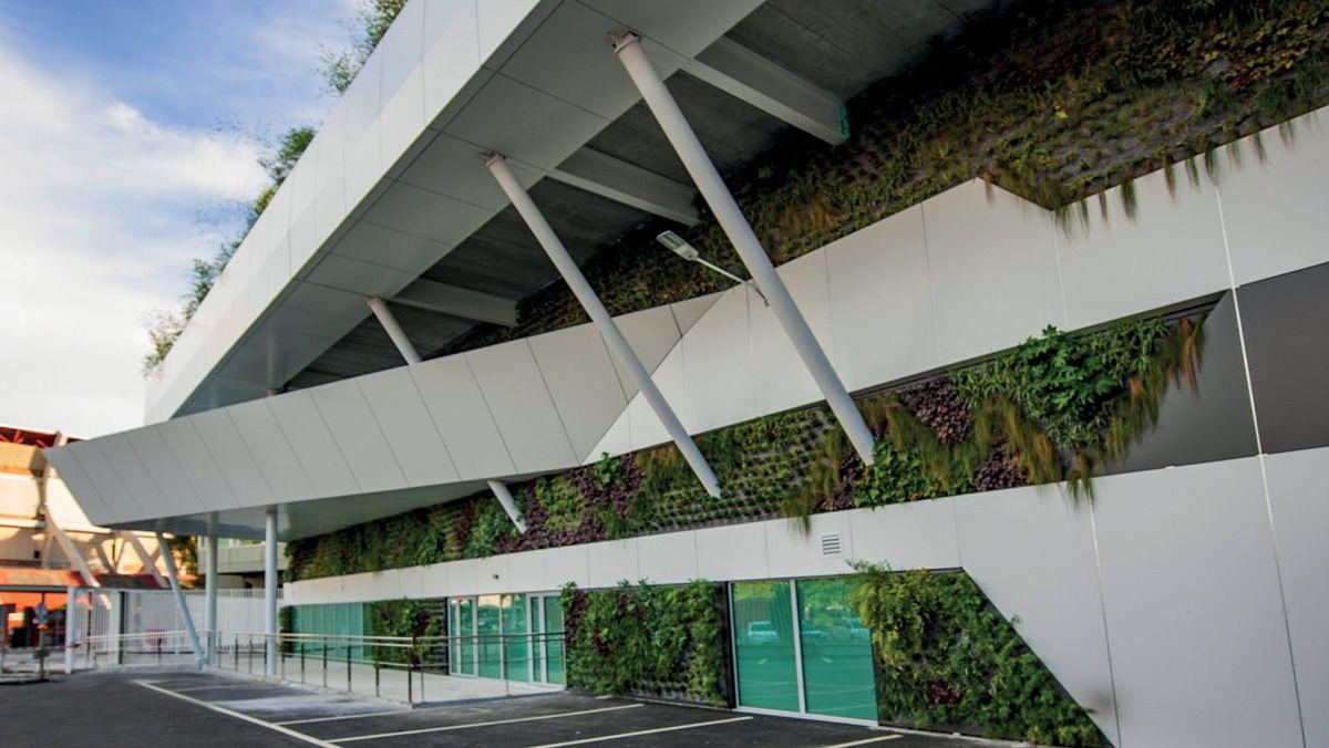 Stac registra la EPD de sus paneles de fachada de composite stacbond