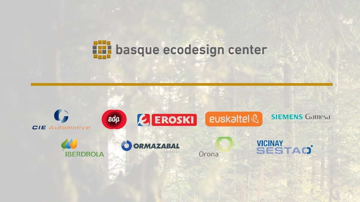 Asistencia Técnica 2017 a empresas del Basque Ecodesign Center