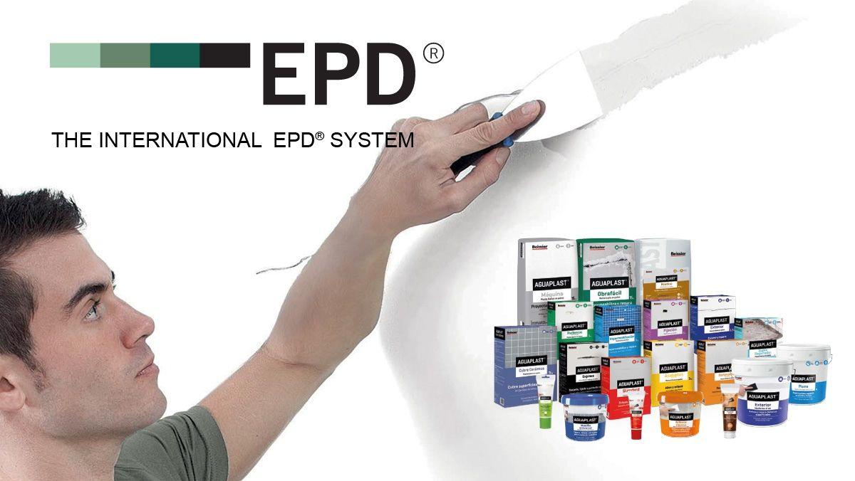 Beissier desarrolla y verifica la EPD de su producto Aguaplast