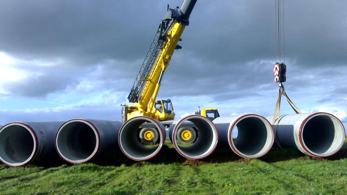Ik ingeniería desarrolla EPD de tubería de hormigón postesado
