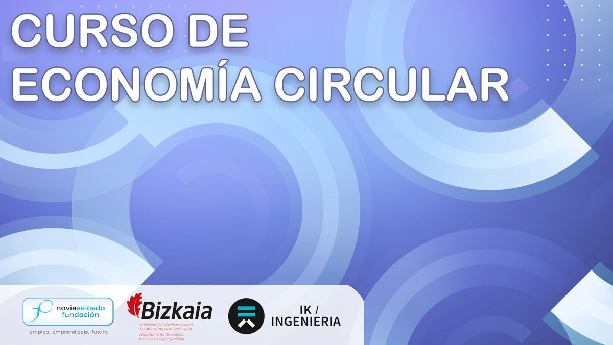 IK Ingeniería imparte 120h de formación online en Sostenibilidad y Economía Circular